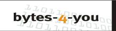 bytes-4-you.de / e-commerce, Hosting, Netzwerke, Pc, Web